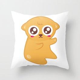 Cute & Kawaii Throw Pillow