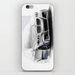 Bavarian car M5 F10 Artrace body-kit iPhone Skin