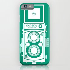 Yashica Mat 124G Camera Emerald Slim Case iPhone 6s