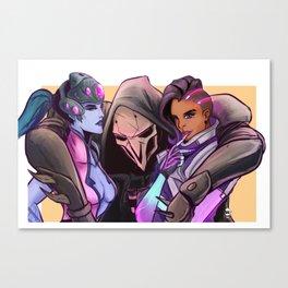 Team Talon Canvas Print
