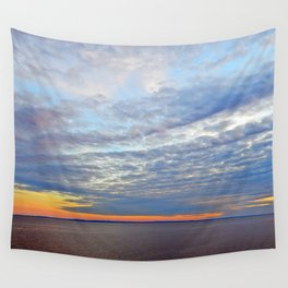 Northumberland Strait at Dusk Wall Tapestry