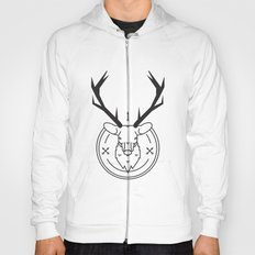 Hunters head Hoody