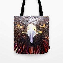 Golden Eyeagle Tote Bag