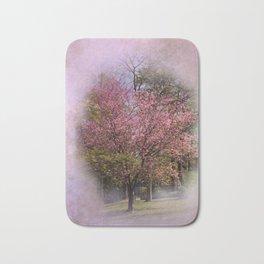 pink summerfeelings Bath Mat