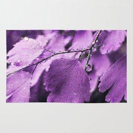 Lavender Fern Rug