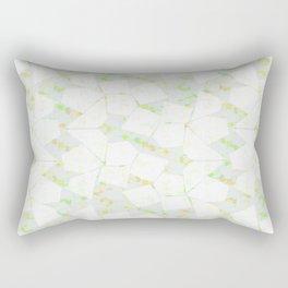 Ghost Town (Citrine) Rectangular Pillow