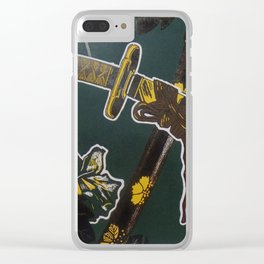 Rivalries: Han-dachi OG Clear iPhone Case