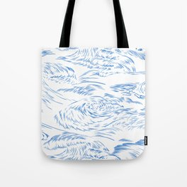 MicroWave Goodbye Tote Bag
