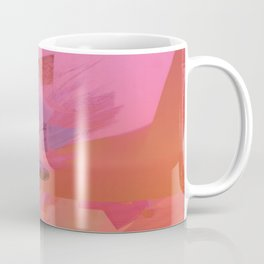 Stirring Up The Past (mixed media) Coffee Mug