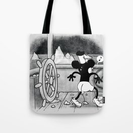 Steamboat Disaster Tote Bag
