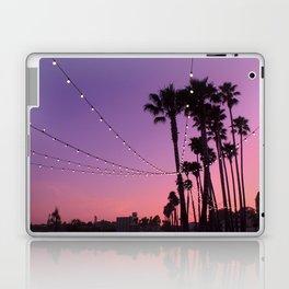Lit Sunset Laptop & iPad Skin