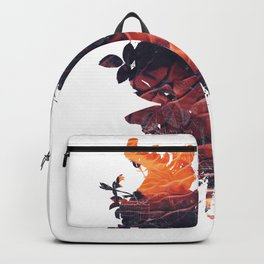 Mask Flow Fire Backpack