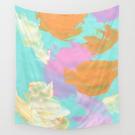 Abstract 1660 Wall Tapestry