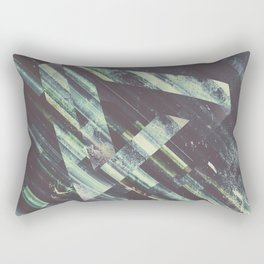Nothing is possible Rectangular Pillow