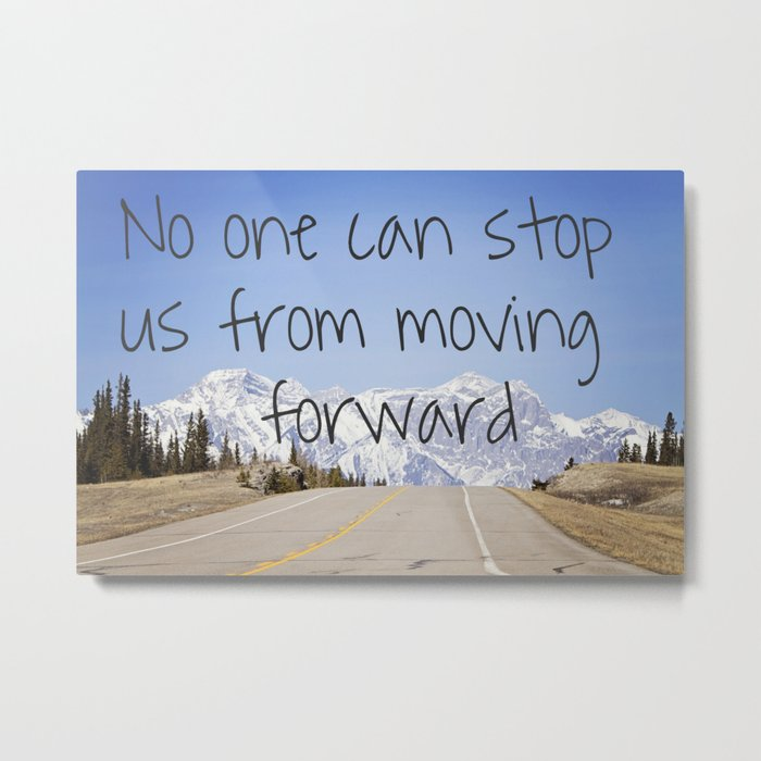 No one can... Metal Print