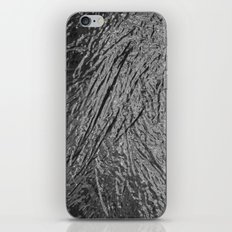 Chrome Abstract iPhone & iPod Skin