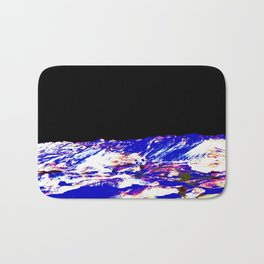 Blue Moon Bath Mat