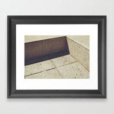90 Framed Art Print