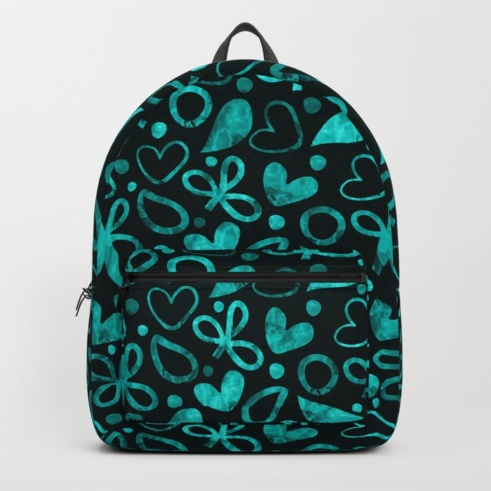 Lovely Pattern ৪ Backpack