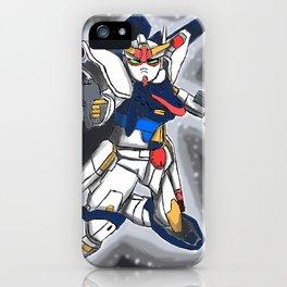 Freedom Astray Gundam iPhone Case