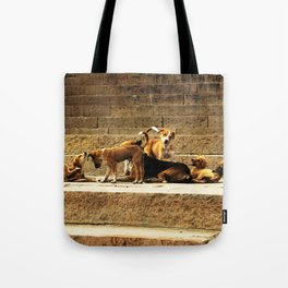 063 let's be serious! Tote Bag