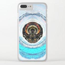 Meteorite Clear iPhone Case