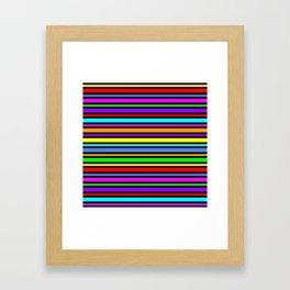 kolor Framed Art Print