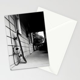 Fresh Grip Black and White Stationery Cards