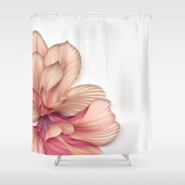 Flower art 21. a1 Shower Curtain
