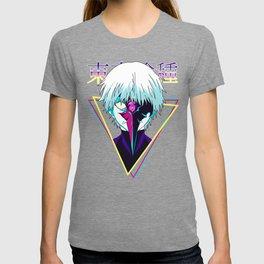 Tokyo Ghoul - 80s retro T-shirt