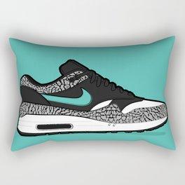 """Air Max 1 """"Elephant"""" Rectangular Pillow"""