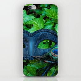 Vevetian Ivy iPhone Skin
