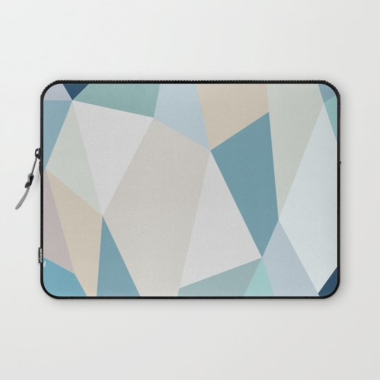 SPRING LOVE { BLUE } Laptop Sleeve