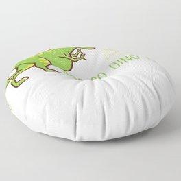 Dino-mite Floor Pillow