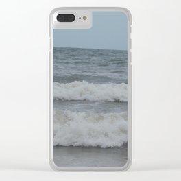 A Dose of Vitamin Sea Clear iPhone Case
