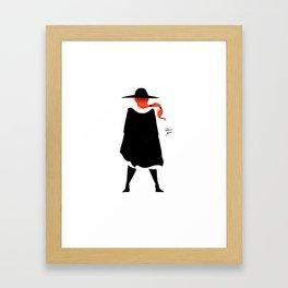 ASSASIN Framed Art Print