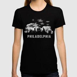 Philadelphia Pennsylvania Skyline CityScape T-shirt