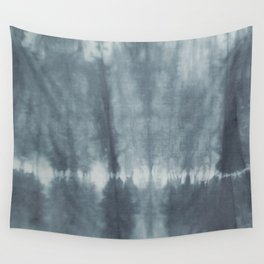 Tye Dye Gray Wall Tapestry