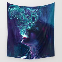 The Ghostmaker Wall Tapestry