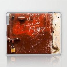 Red Door Laptop & iPad Skin