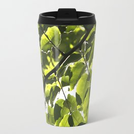 Leaves IV Travel Mug