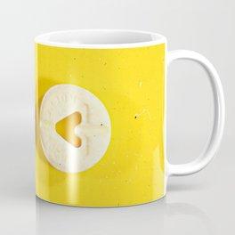 Yellow Valium Coffee Mug