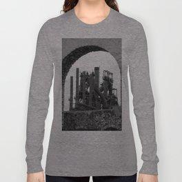 Bethlehem Steel Blast Furnace 7 Long Sleeve T-shirt