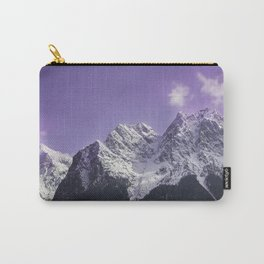 purple skies #society6 #decor #buyart Carry-All Pouch