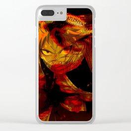 Natsu Clear iPhone Case