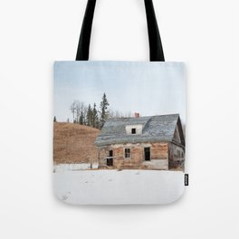 Usona Farm-house 3 Tote Bag