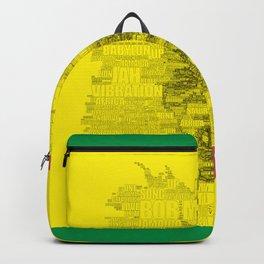 Words of Reggae Backpack