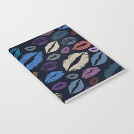 Lips 20 Notebook
