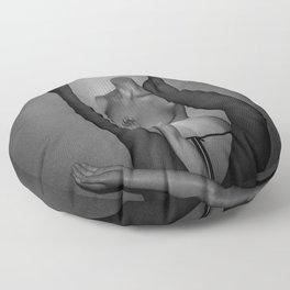 Trash Floor Pillow