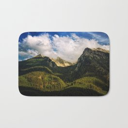 All That Is Above - Mountainscape Bath Mat